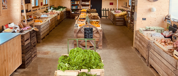 Produits fermiers & locaux de La Ferme Gourmande de Carquefou